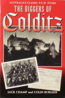 Jack Champ and Colin Burgess: